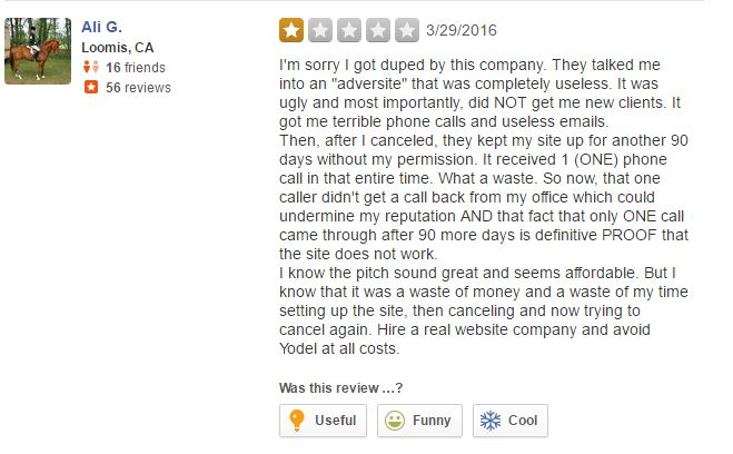 Yodle Review 2
